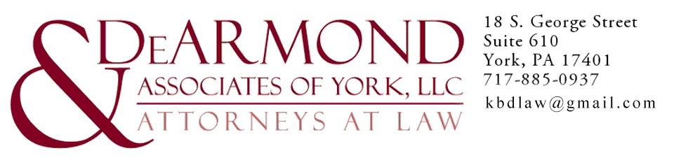 Bankruptcy Attorney York, Pa.| DeArmond @Associates of York, LLC